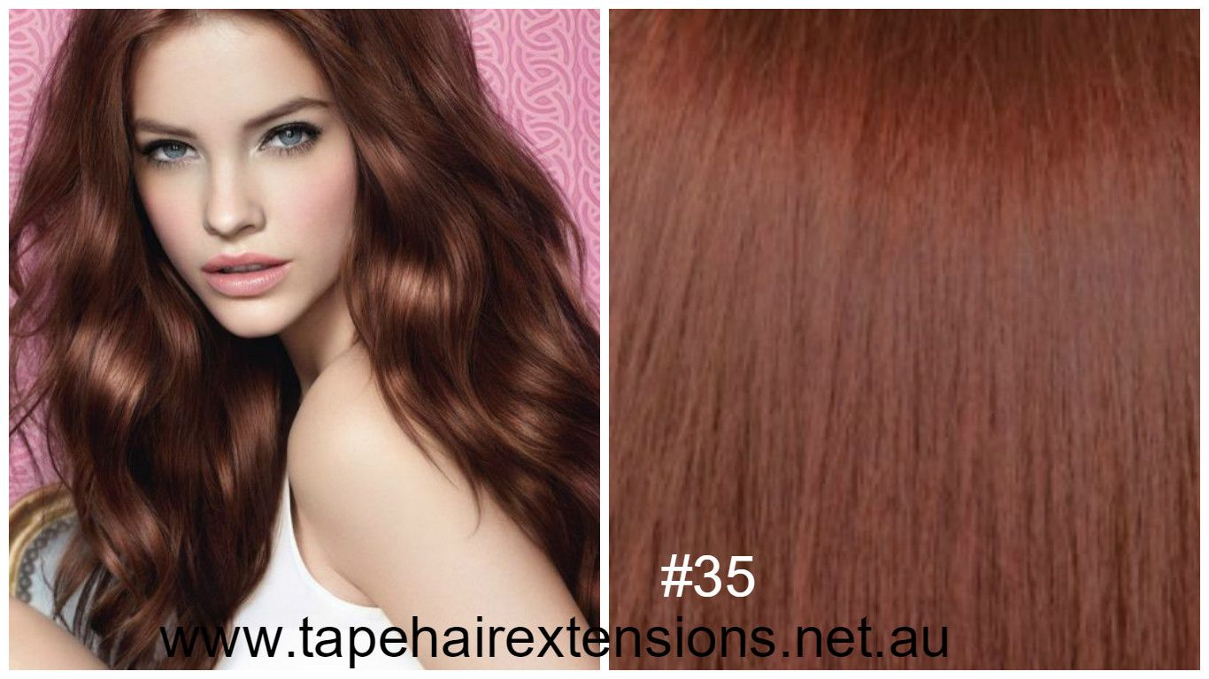 33 Reddish Brown Hair Extensions We Supply The Worlds Best Quality