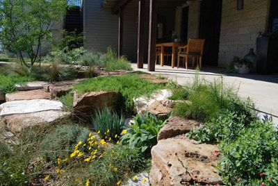 Landscape Design Southwest Turf And Irrigation Country Landscaping Home Landscaping Fountains Backyard