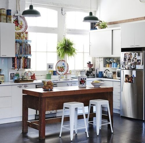 Messy Kitchen Trend: 17 Homes Proving That Melbourne Owns The Design Blog Game