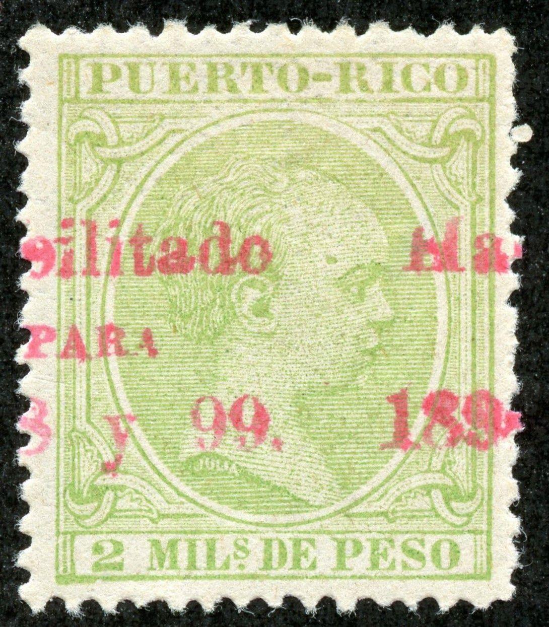 Perto Rico Scott 156 2m Yellow Green Alfonso Xiii