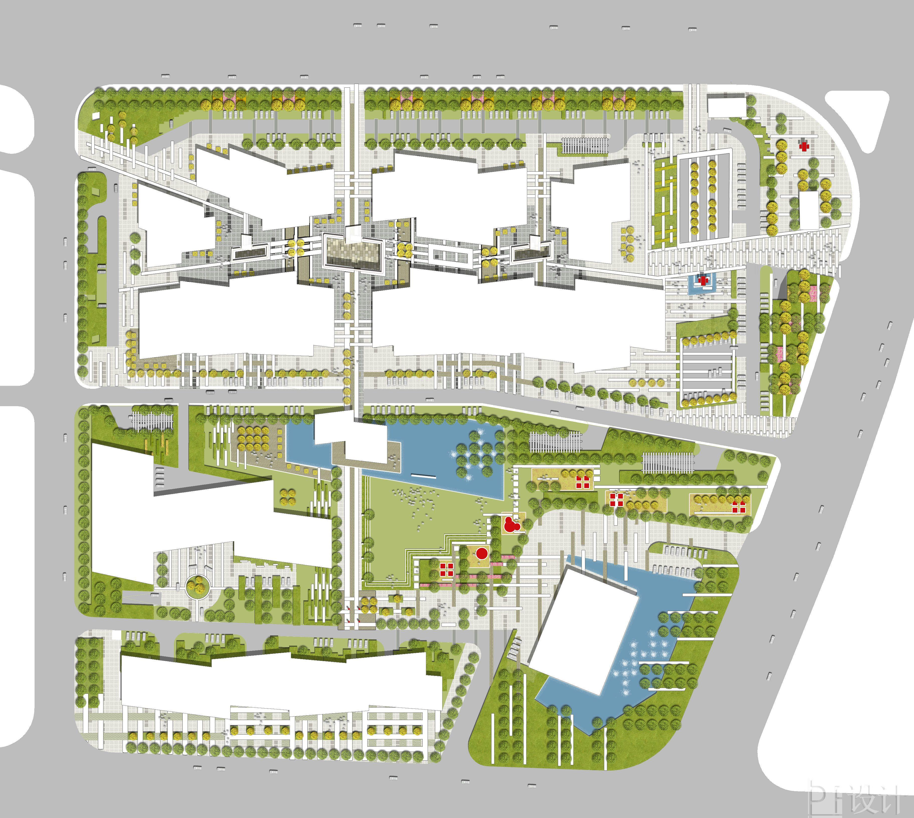 Top 100 Amazing Landscape Layout Ideas V.2 | Download CAD Blocks,Drawings,.  Landscape DesignGarden ...