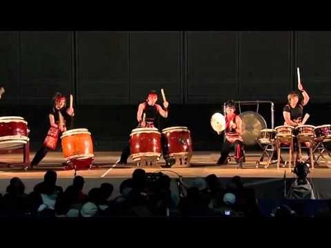 ▶ Japanese Taiko Drums - Pro Series (7/9) - YouTube