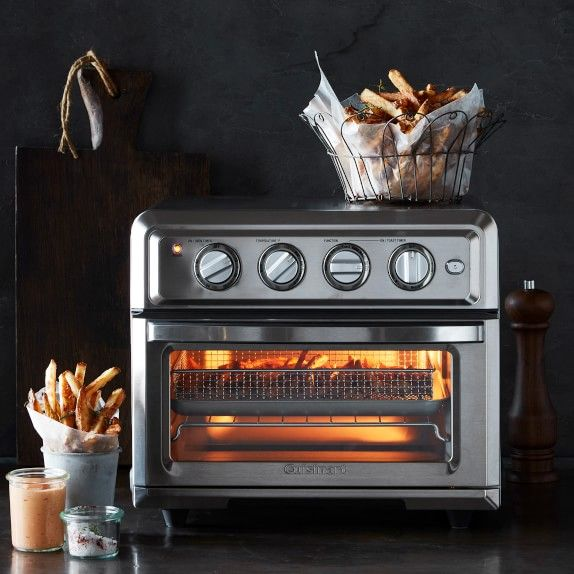 Cuisinart Air Fryer Toaster Oven Williams Sonoma Air Fryer Recipes Meat Air Fryer Recipes Chips Air Fryer Review