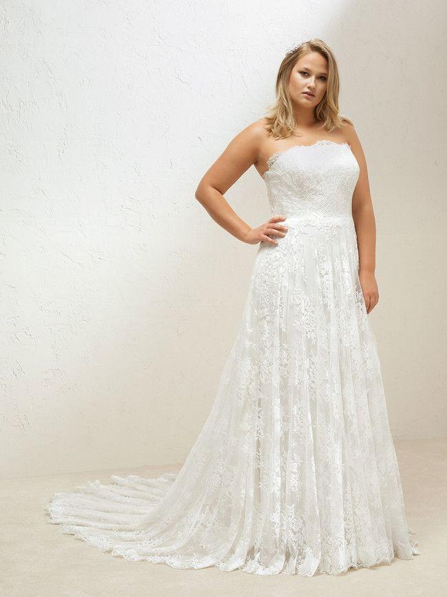 Photo of Dies sind die Marken, bei denen Brautkleider in Übergrößen zu finden sind