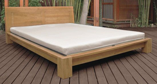 Raku Japanese Tatami Bed | Haiku Designs | In the Bedroom ...