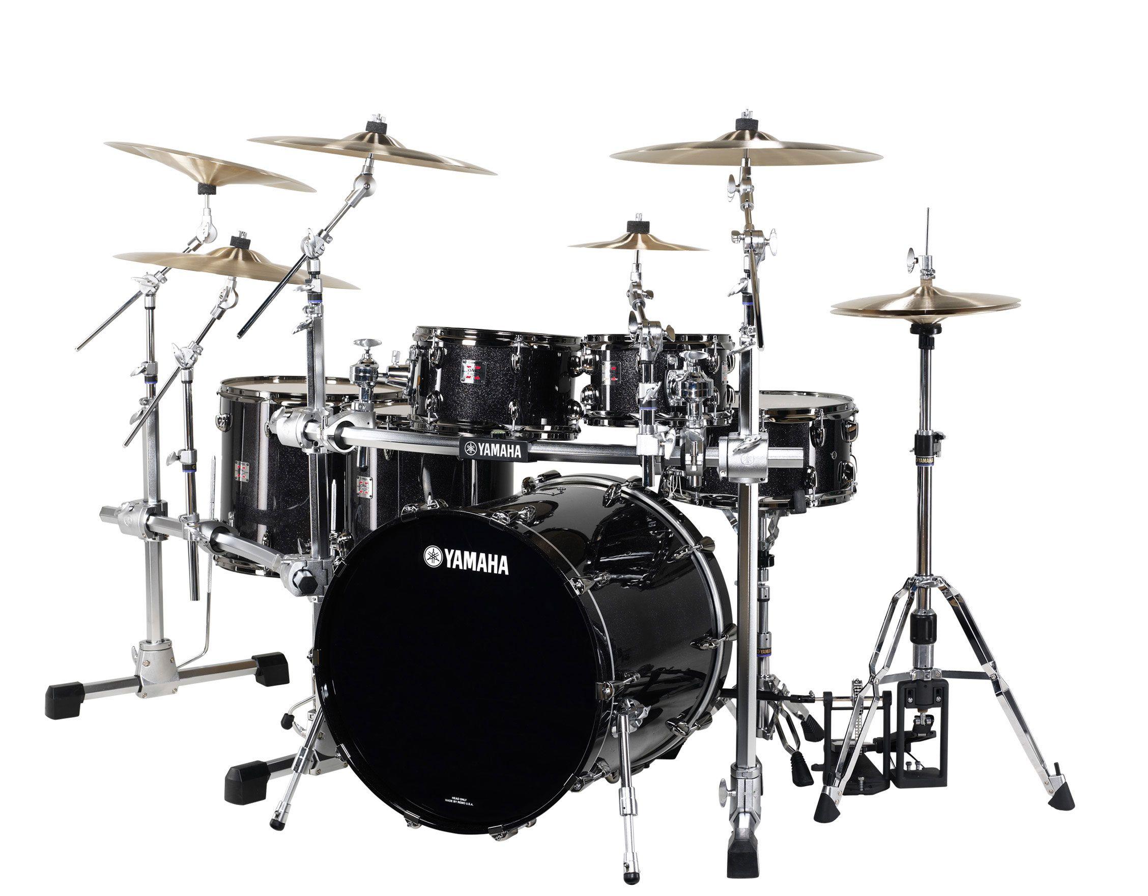 cc8cfb30762 Yamaha OAK Custom X acoustic drum kit