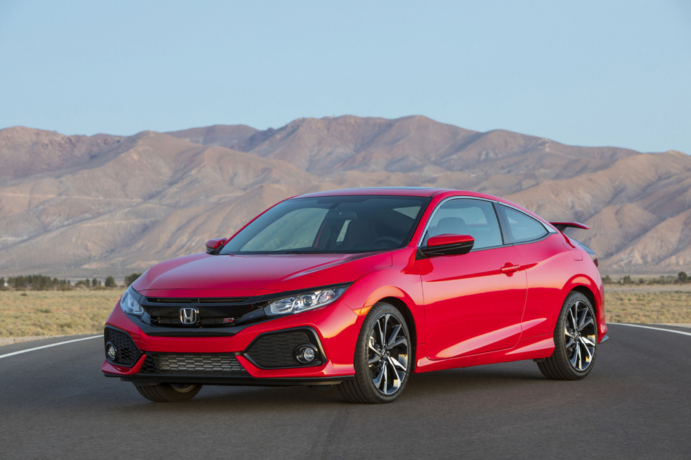 Safety Upgrades This Year Make The 2019 Honda Civic As Compelling As Ever To Find Out Why The 2019 Honda Honda Civic Hatchback Civic Hatchback Honda Civic Si