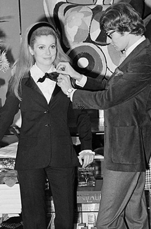 e24d616871a Iconic c1967 Yves Saint Laurent