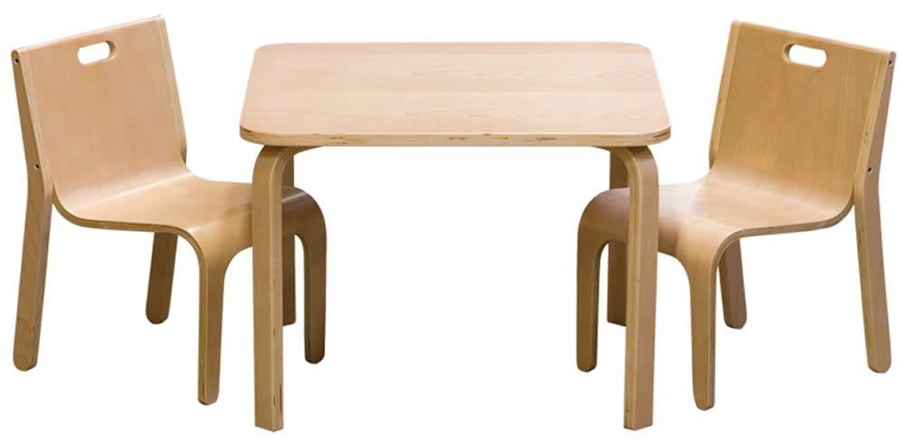 Kindertisch Stuhl kinder sitzgruppe mit kindertisch tisch und 2 stuehlen stuhl