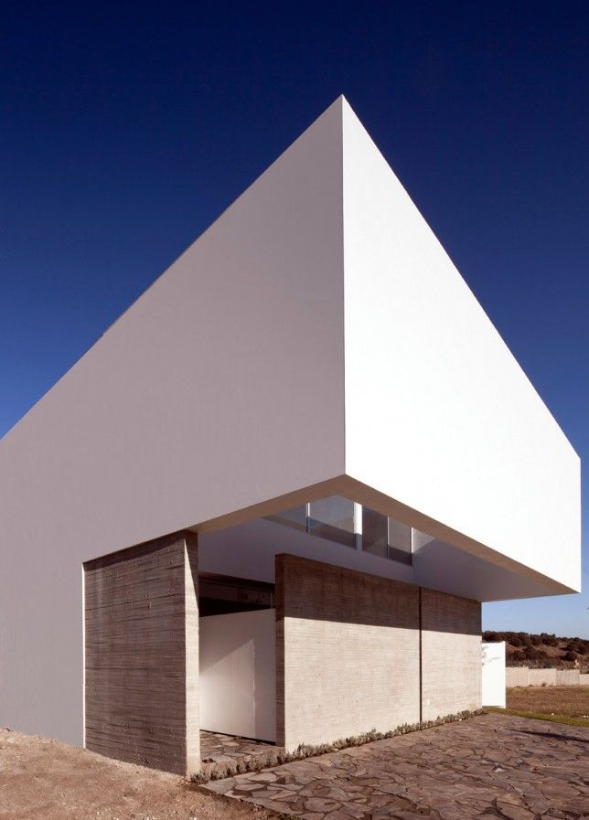 House to the Sky by Abraham Cota Paredes