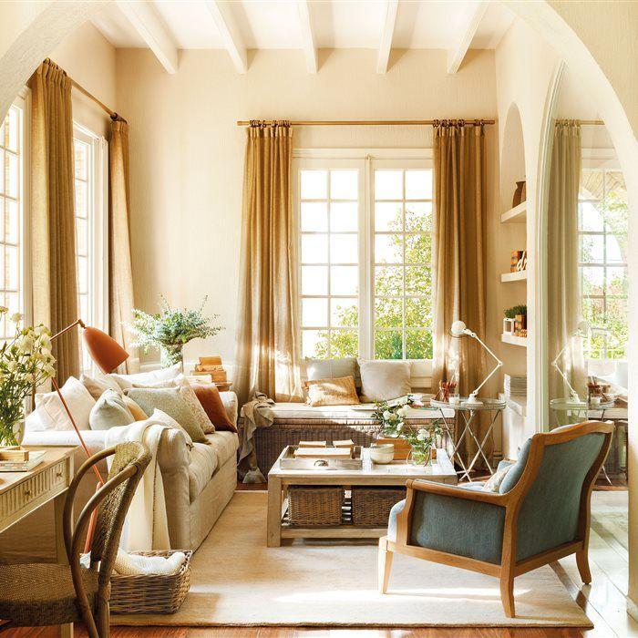Pon un banco en tu casa... ¡y suma asientos y almacenaje!