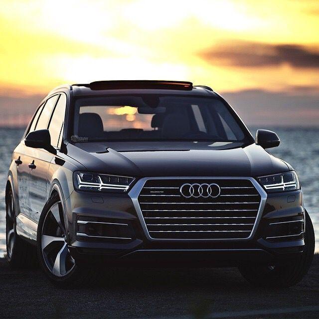 Cool Audi Audi Q TDI Quattro SLine HP V Turbo - Audi car range 2016
