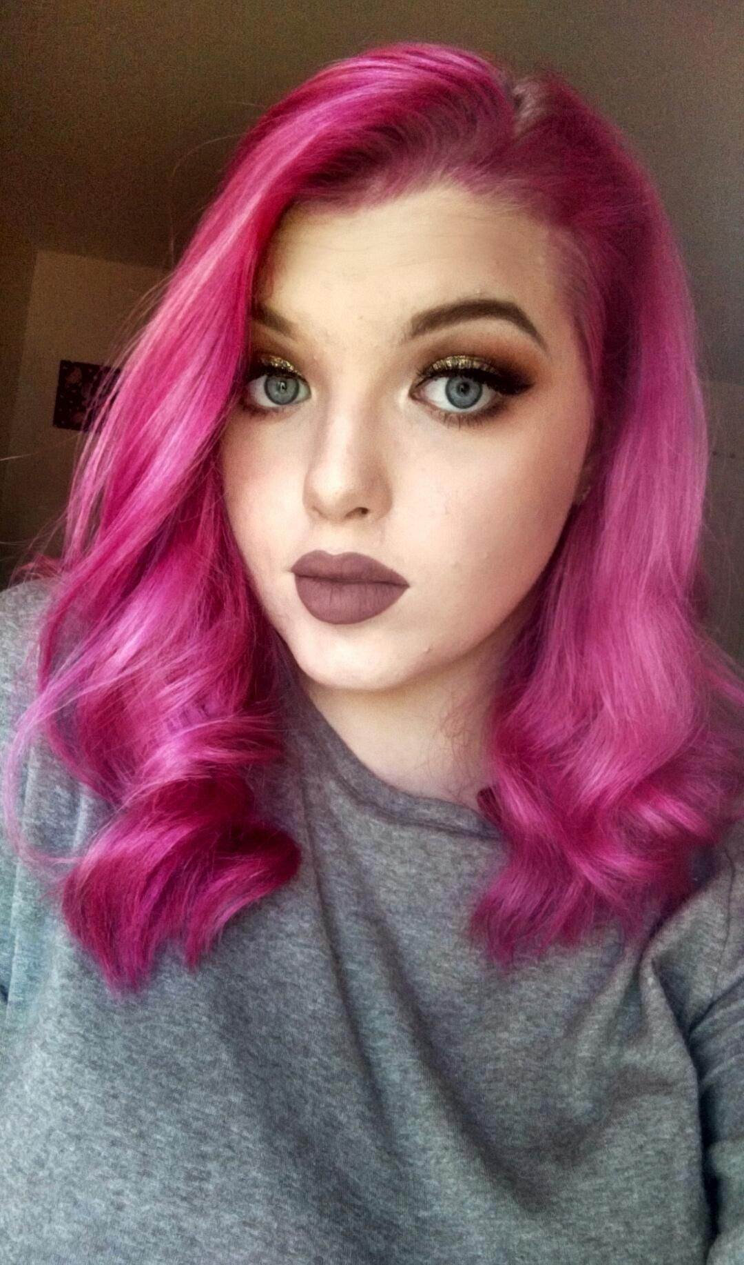 L'Oreal Colorista Pink hair beauty Skin Deals me