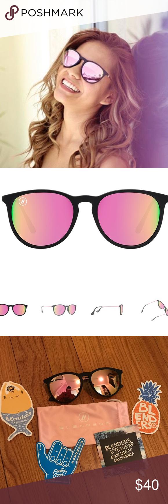 67e2d7860b0 Blenders Rose Theater Sunglasses Brand new