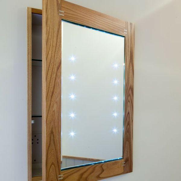 süßer-spiegelschrank-für-badezimmer | Badezimmer | Pinterest | {Spiegelschrank holz antik 49}