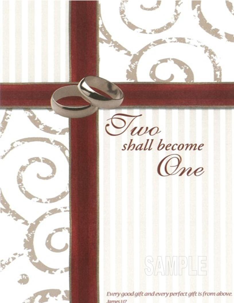 wedding programs | Wedding Programs - My Favorite Favors & gifts ...