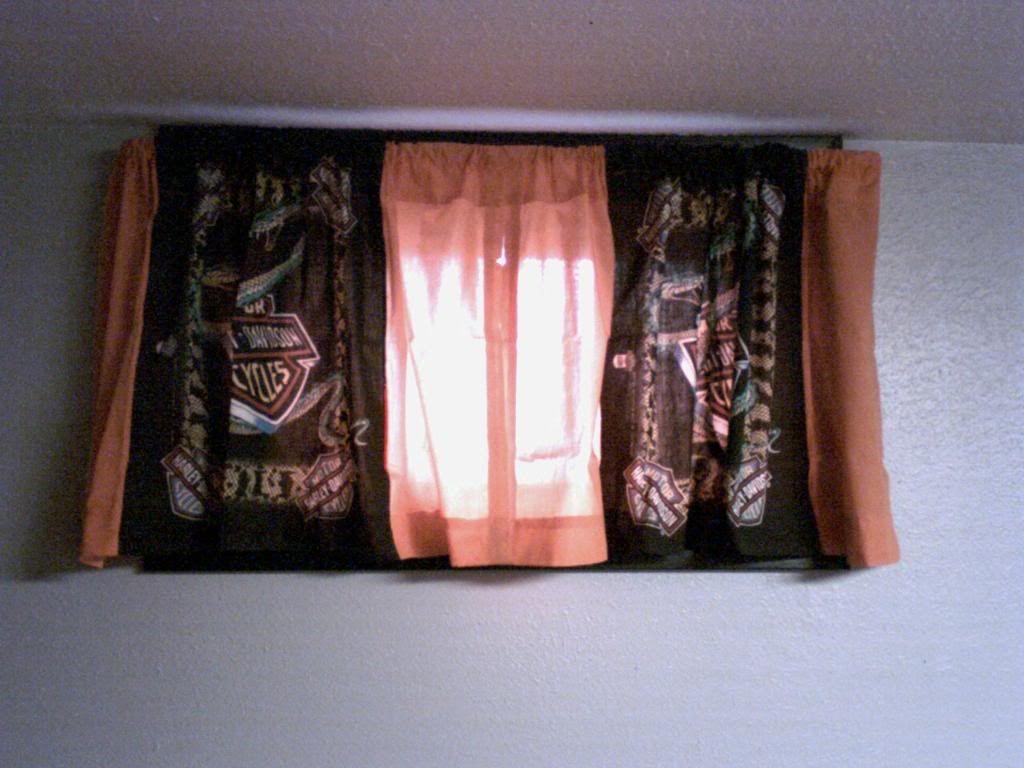 Harley Davidson Curtains