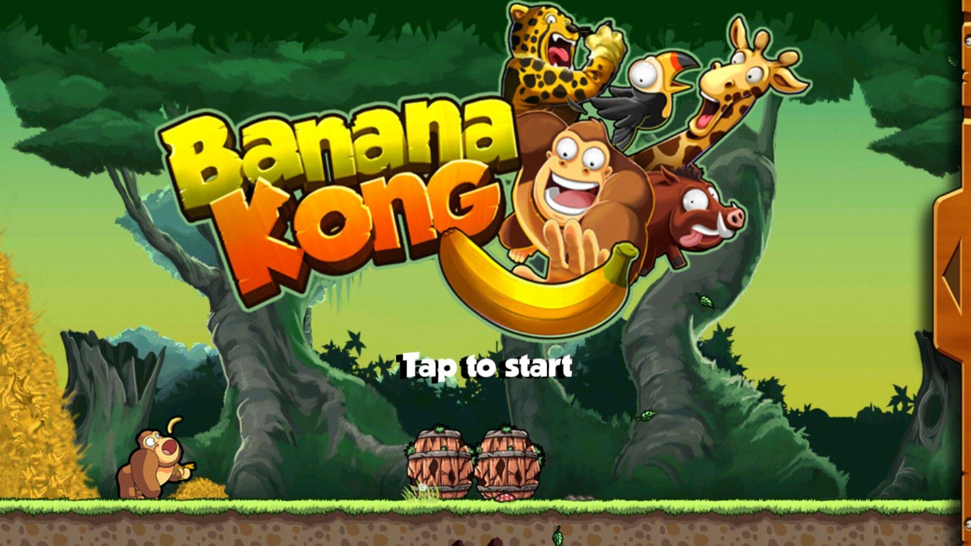 Bannana Kong