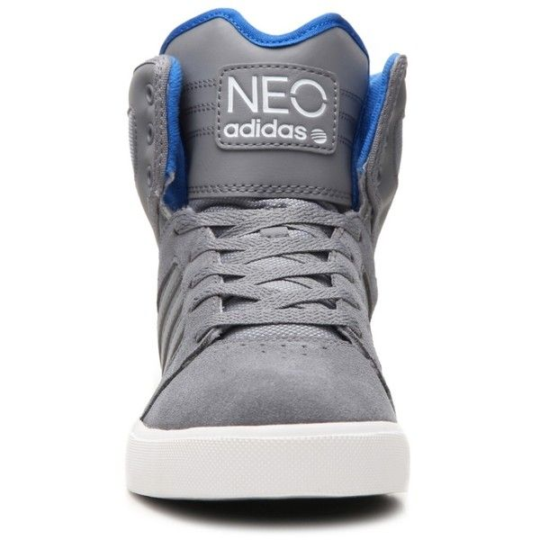 buy popular b7cf1 6d685 ... australia adidas neo high top sneaker mens 60 liked on polyvore  featuring 6b8ec a6179