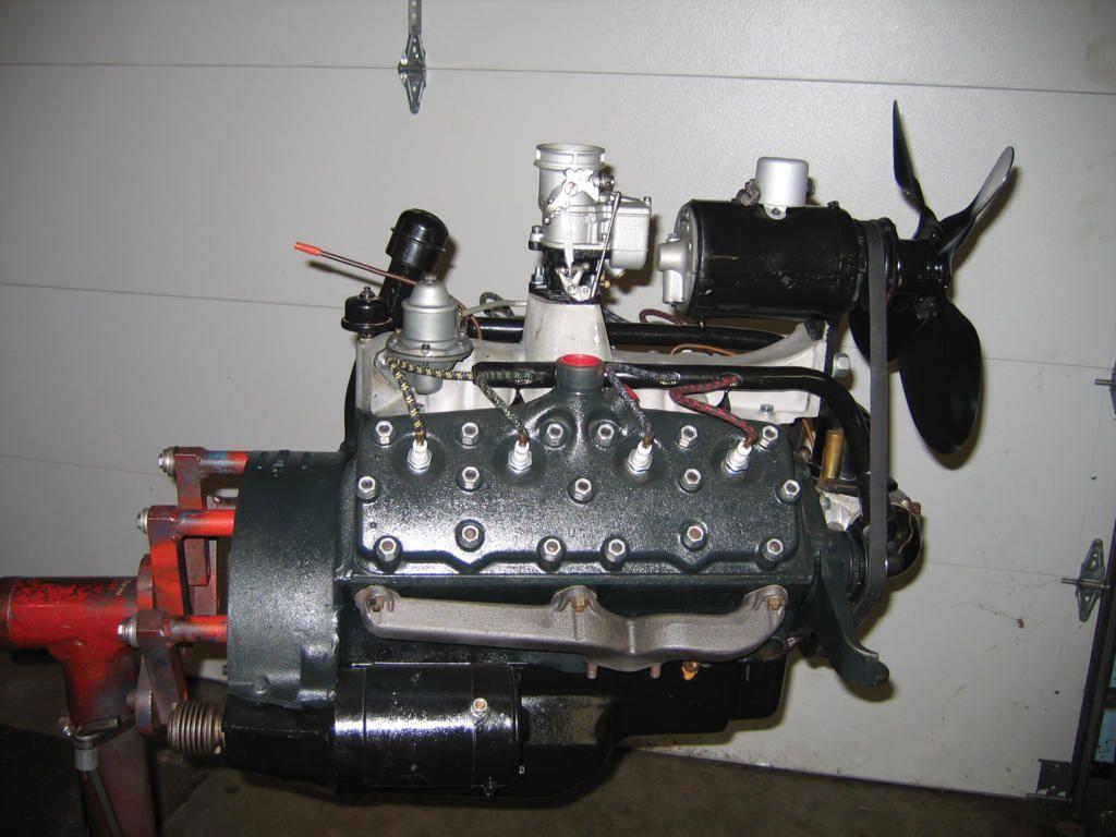 136 flathead ford v8 engineering technology