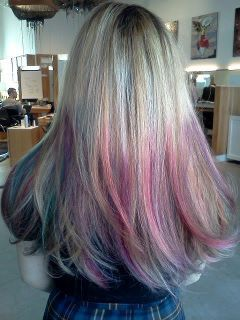 Doing this to my hair next summer