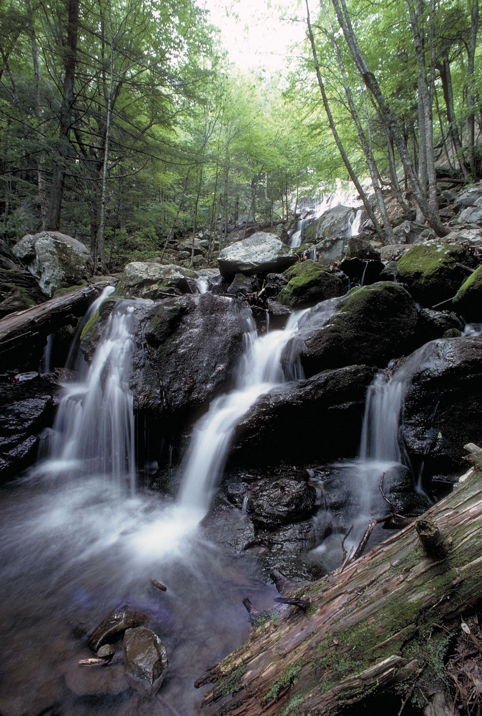 Shenandoah National Park Waterfalls
