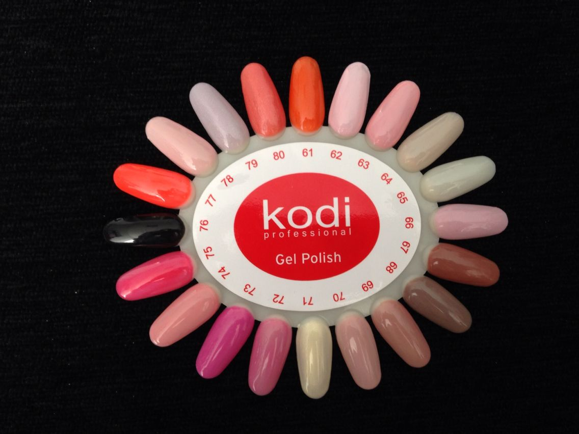Kodi gel polish | Rukinogi.com | Pinterest | Personal care