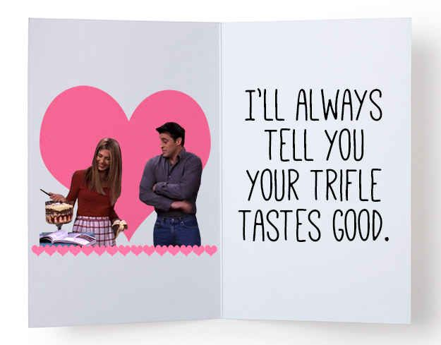 14 Valentine S Day Cards Only Friends Fans Will Appreciate Friends Valentines Day Friends Valentines Cards For Friends