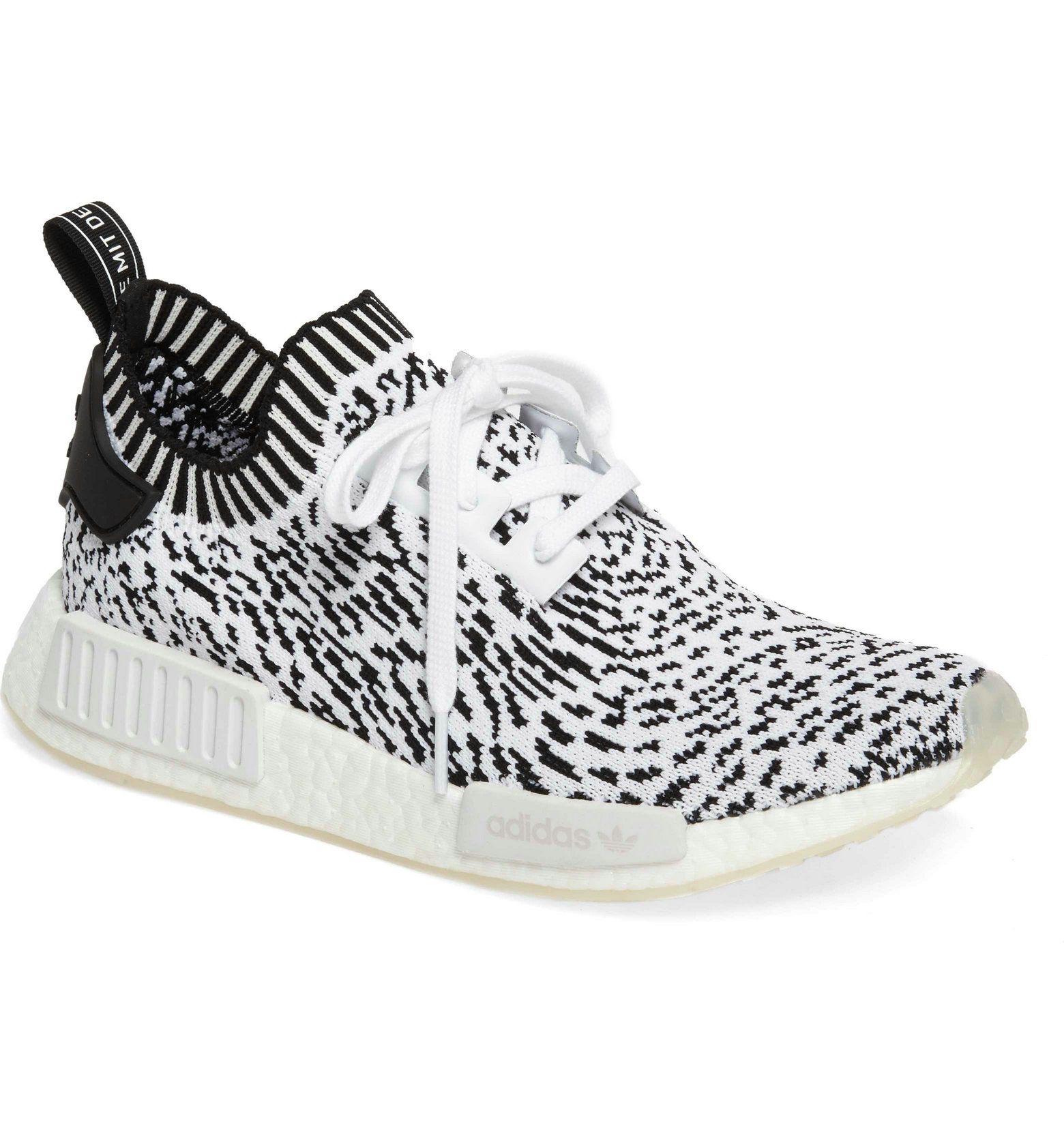 4b3807d2323c9 Main Image - adidas NMD R1 Primeknit Sneaker (Men)