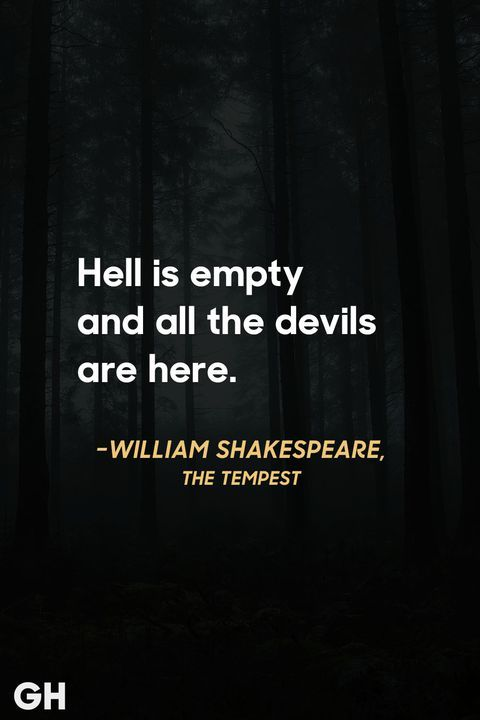 These 55 Scary Quotes Will Definitely Keep You up at Night