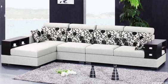 E Cheap Furniture Sydney Warehouse Online L Shape Lounge 4 Seaters Chaise Storage Display Unit 1 099 00 Corner Sofa Design Sofa Set Designs Sofa Design