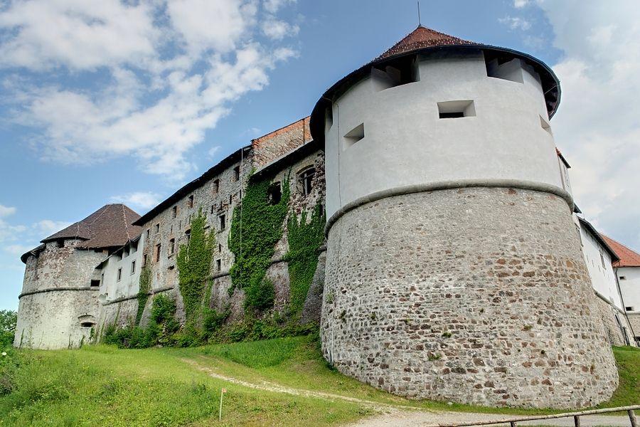 Turjak castle (With images)   Visit slovenia, Castle, Slovenia