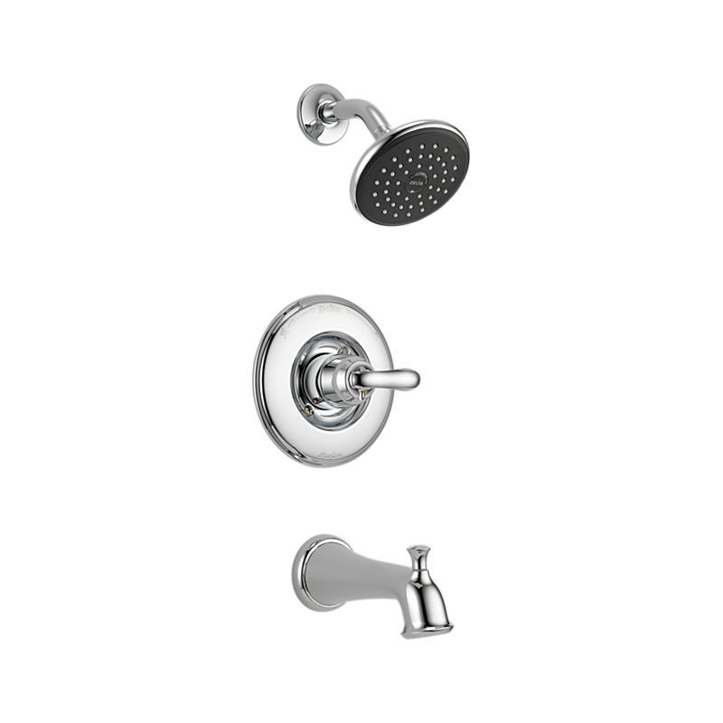 T14494 Linden™ Monitor 14 Series Tub and Shower Trim : Bath ...