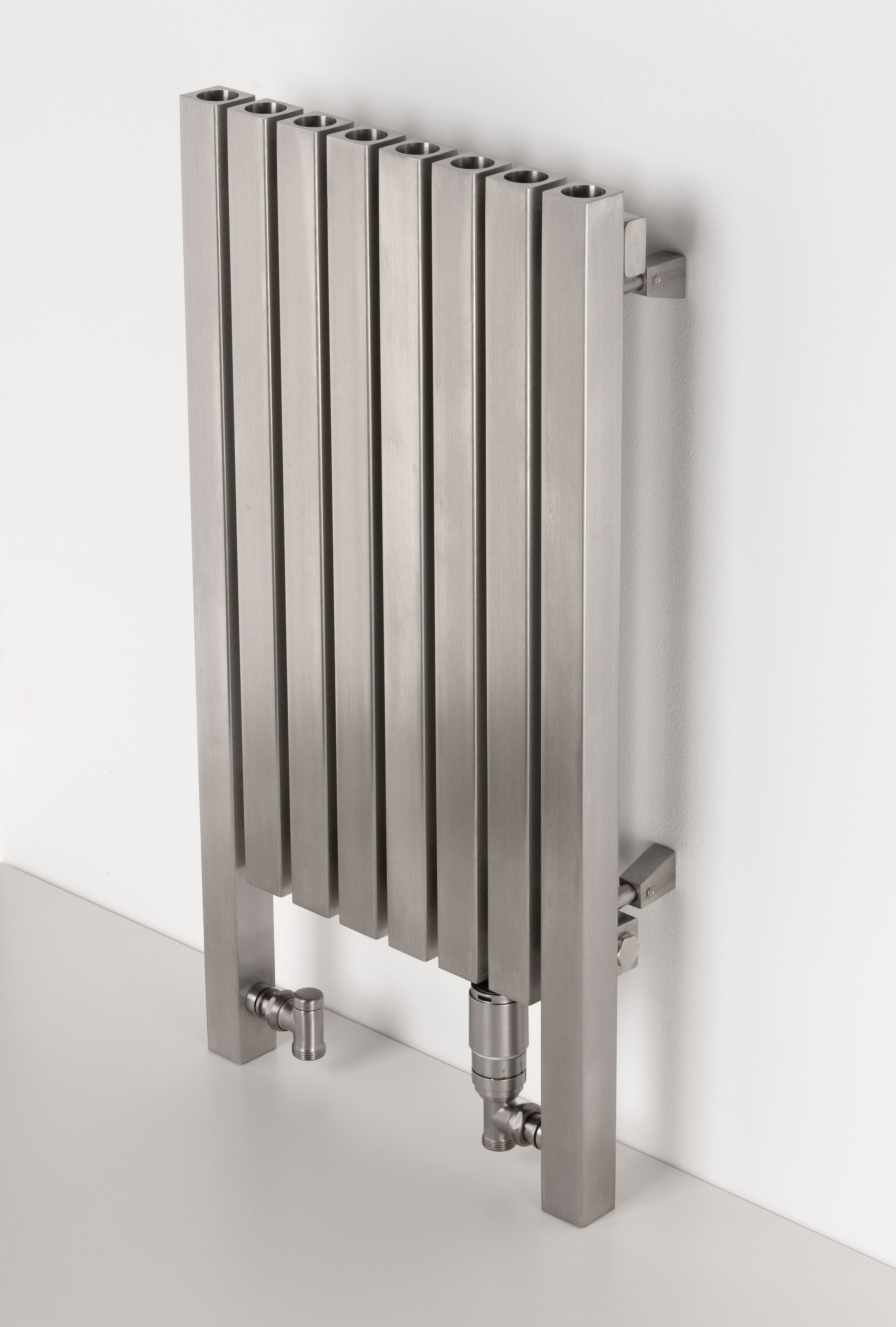 aee7c0532ddd The Aeon Dalya-L stainless steel designer radiator is simple   elegant  rolled into one