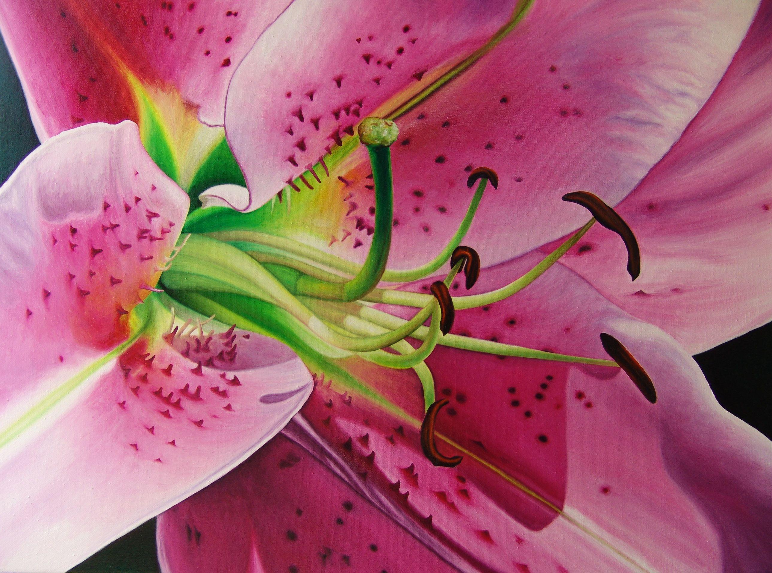 Bert Liverance Oil Painting Gallery Modern Oil Painting Artist