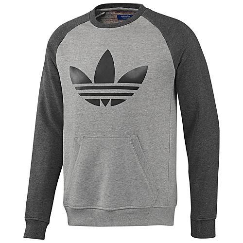 image  adidas Trefoil Raglan Sweatshirt G86545  f01dc90a987cf