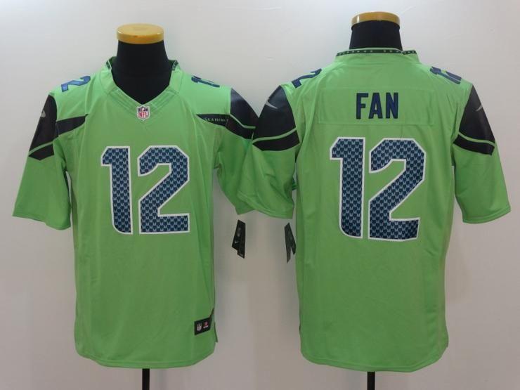 Men 12 Fan Jersey Football Seattle Seahawks Jersey Seahawks Jersey Jersey Seattle Seahawks