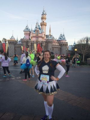 Race Recap: runDisney Tinkerbell 10k 2014 | Run The Great Wide Somewhere