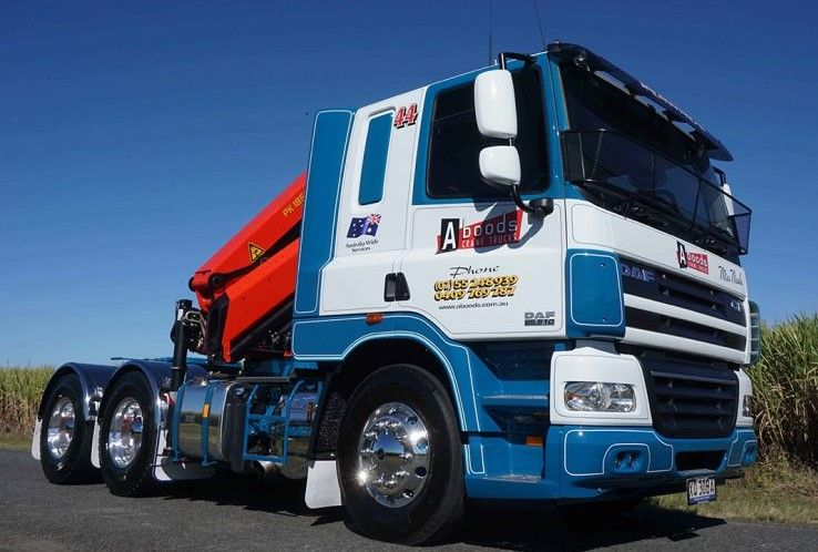 Pin by Timothy Crawford on cabover Trucks, Truck cranes