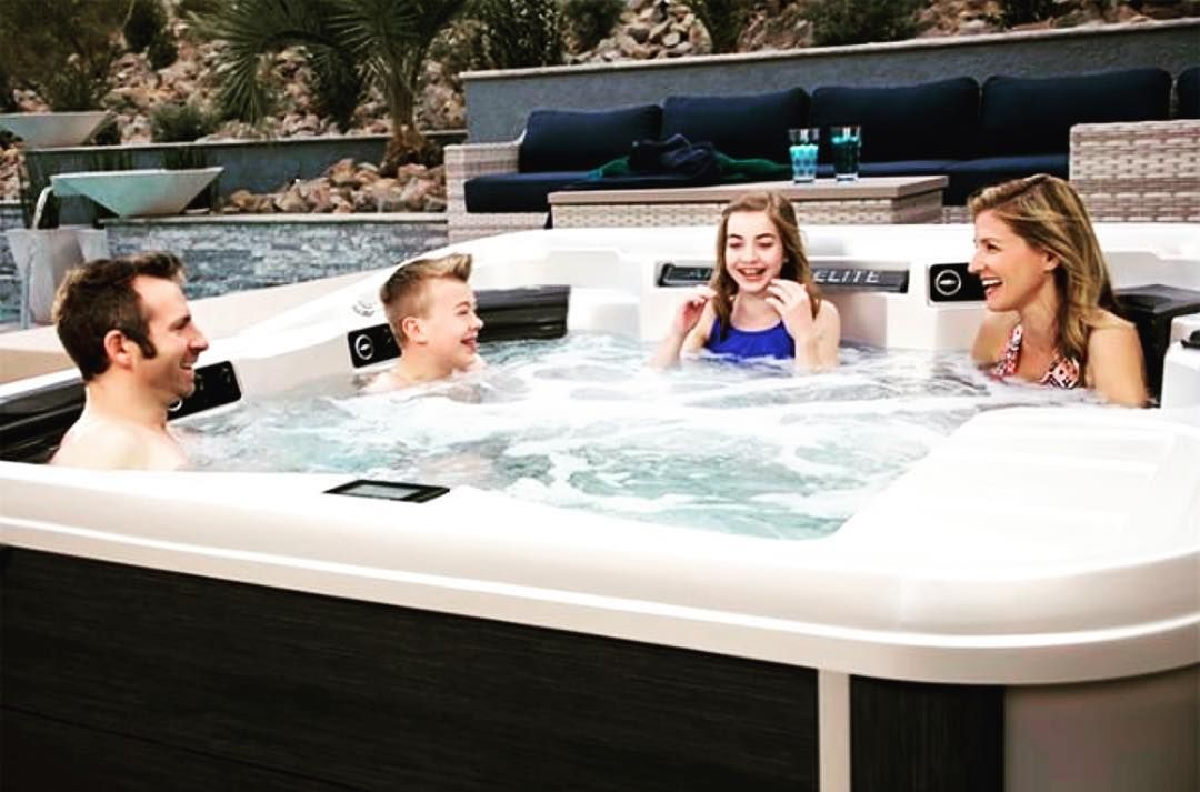 Family Time Is The Most Important Time Repost Artesian Spas