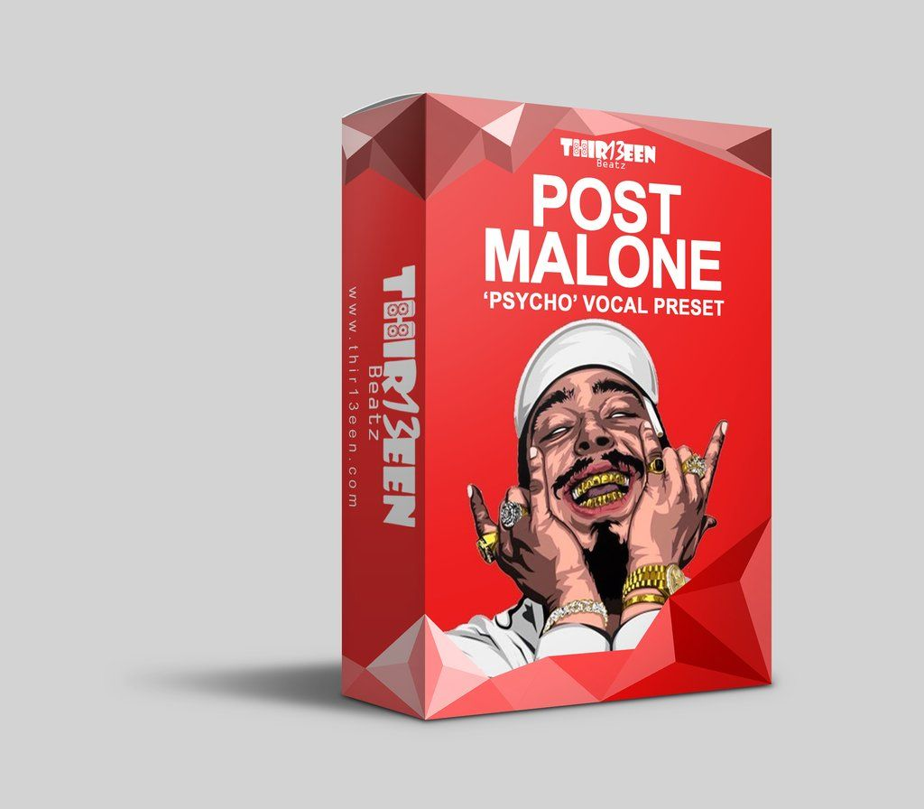 Post malone vocal chain preset | Music Production | Post