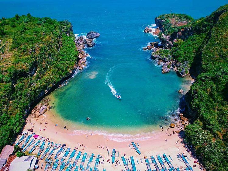 17 Wisata Mandiri Travel Jogja Di 2020 Pantai Liburan Tempat