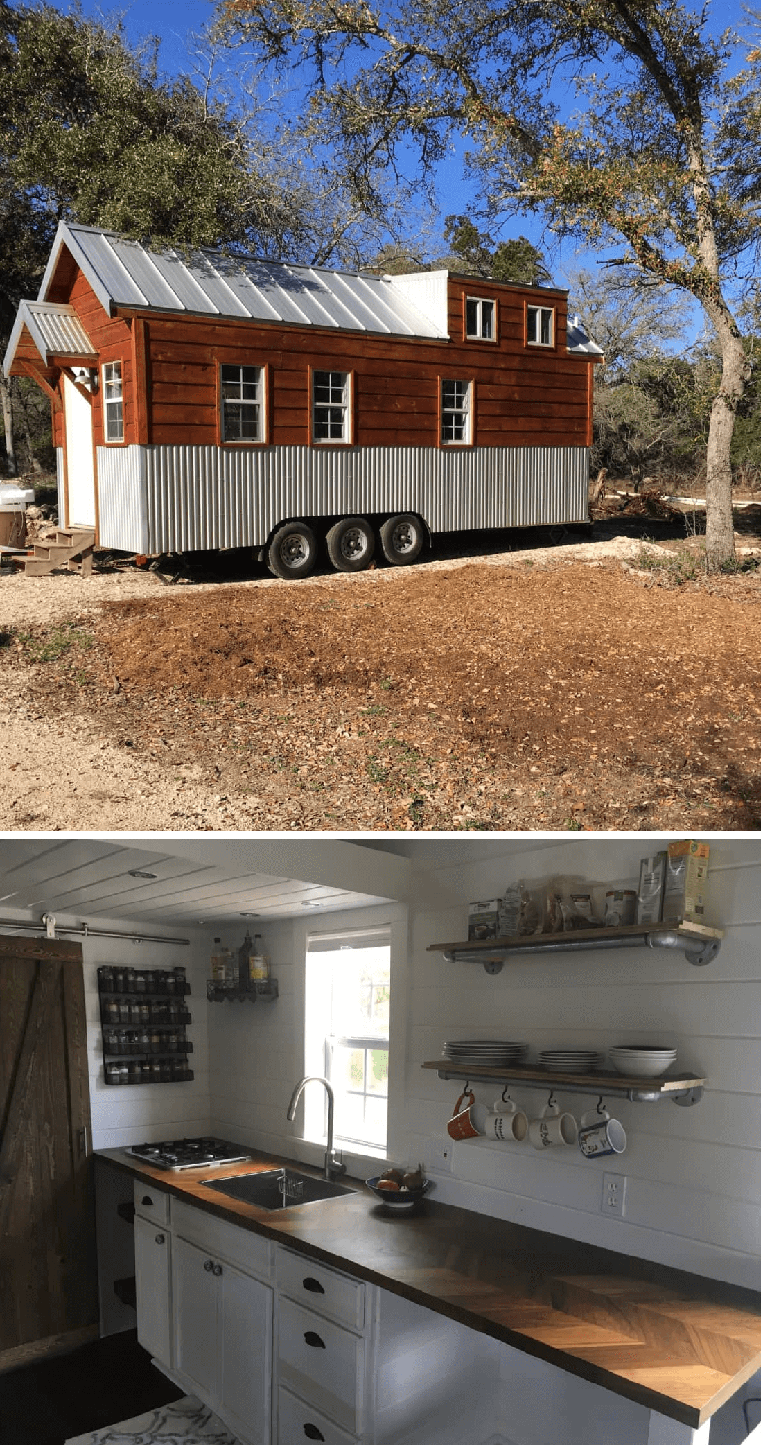 Remarkable Tiny Ranch Home In Austin Texas For Sale 60 000 Tiny Download Free Architecture Designs Rallybritishbridgeorg