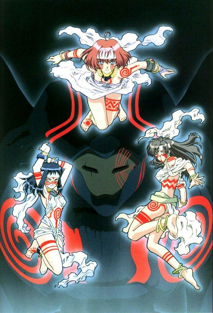 Neo Ranga Anime, Anime art, 2017 anime