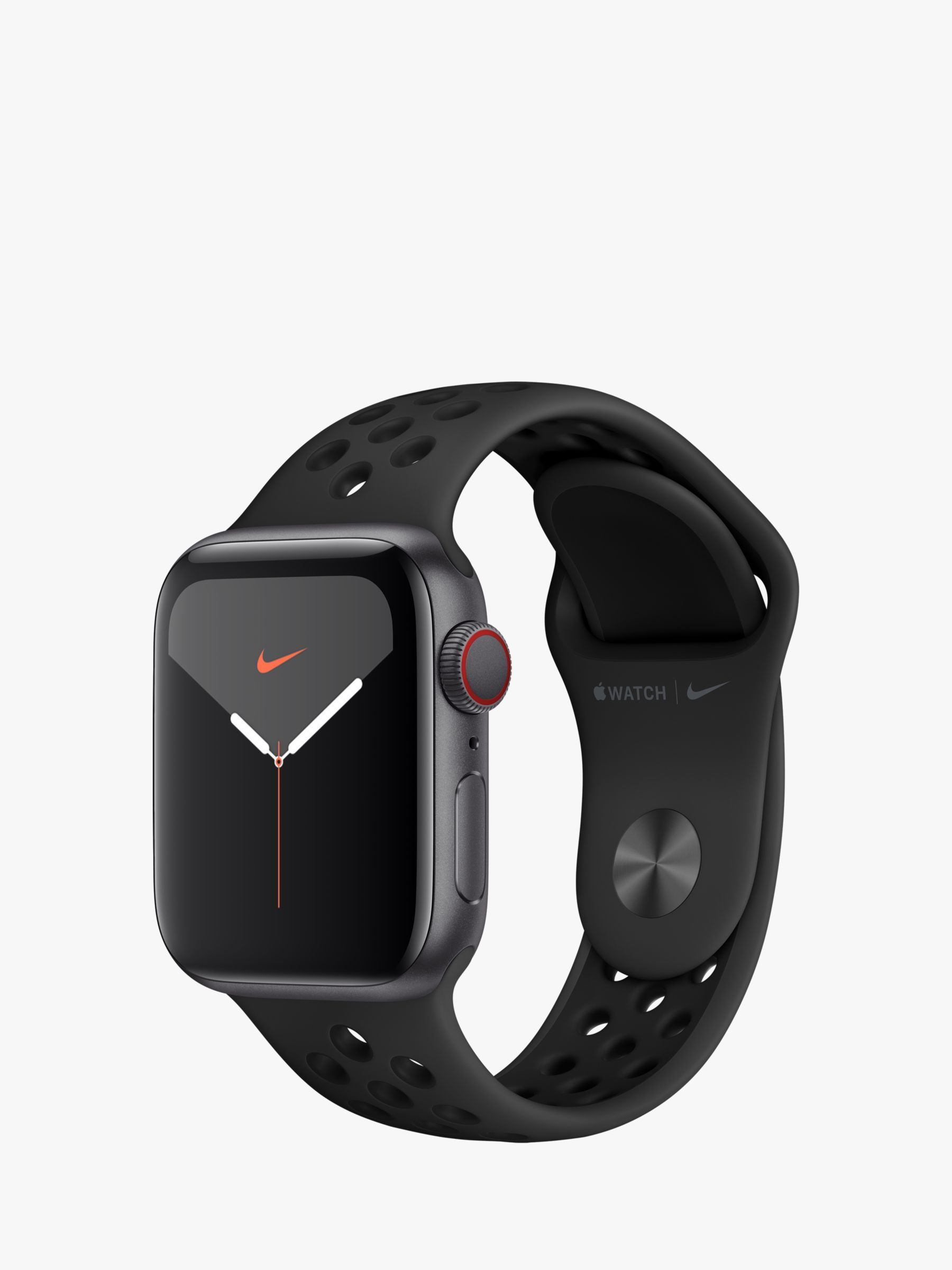 Apple Watch Nike Series 5 GPS + Cellular, 40mm Space Gray