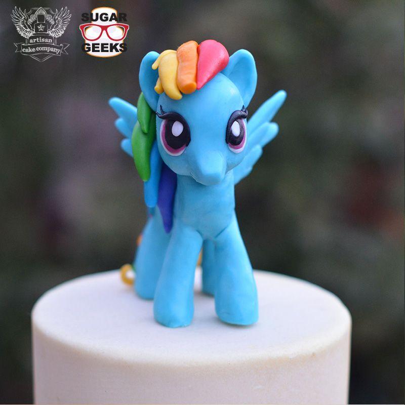 Rainbow Cake Topper Amazon