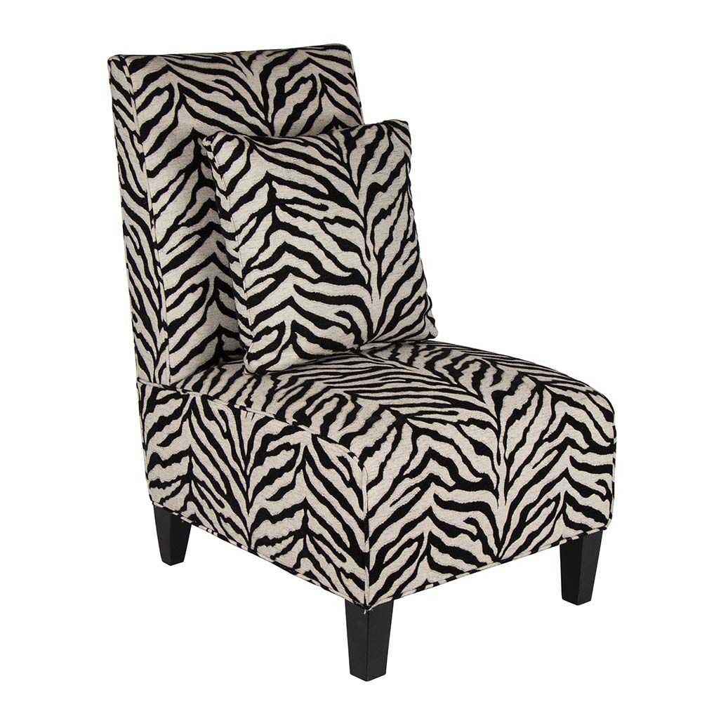 Fabulous Armless Slipper Style Chair By Mccreary Modern Is Covered In Cjindustries Chair Design For Home Cjindustriesco