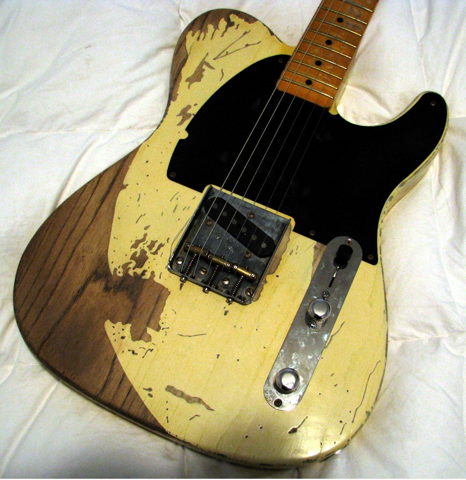 Jeff Beck Telecaster | Guitars | Pinterest | Jeff beck, Guitars and ...