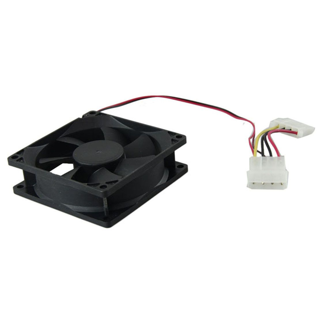 120mm Pc Cpu Cooling Fan 12v 4 Pin Computer Case Cooler Connector For Computer 1 Pc Computer Radiator Fan Heat Sink Af Computer Case Radiator Fan Computer Fan