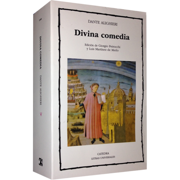 Dante Alighieri La Divina Comedia La Divina Comedia Dante Alighieri Comedia